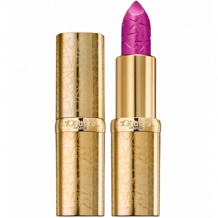 Ruj L'Oreal Color Riche Lipstick, Starlight in Paris Collection, 488 Close at Night