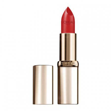 Ruj L'Oreal Color Riche Lipstick - 234 Brick Fashion Week