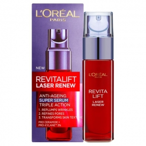 Ser Anti Imbatranire L'oreal Revitalift Laser Renew Super Serum, 30 ml