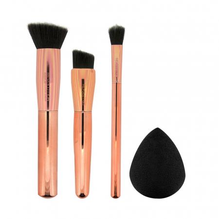 Set Multifunctional cu Pensule Machiaj Makeup Revolution Ultra Sculpt & Blend Collection