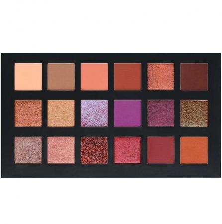 Paleta profesionala EXPOSED Sahara Sunset Palette, 18 Farduri1