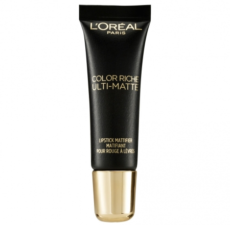 Top Coat pentru matifierea buzelor L'Oreal Paris Color Riche Ulti-Matte, 11 ml