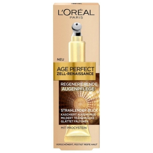 Tratament Pentru Ochi Anti-Imbatranire L'oreal Age Perfect Cell Renewal, 15 ml