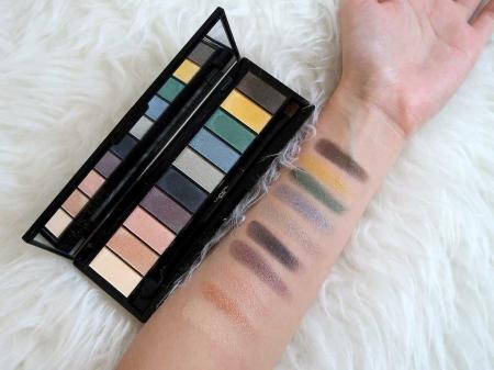 Trusa Cu 10 Farduri L'OREAL Color Riche La Palette GOLD1