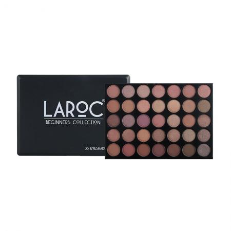 Trusa Profesionala de Farduri cu 35 Culori LAROC Eyeshadow Palette 02