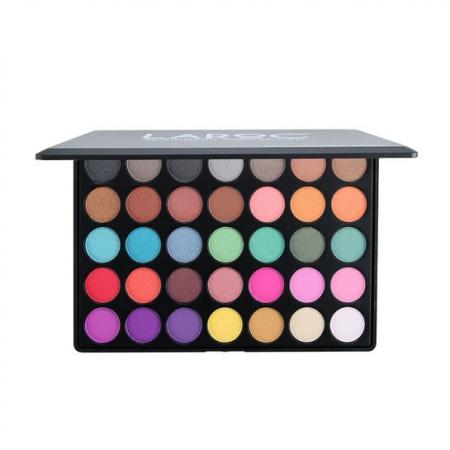 Trusa Profesionala de Farduri cu 35 Culori LAROC Eyeshadow Palette 04
