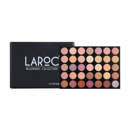 Trusa Profesionala de Farduri cu 35 Culori LAROC Eyeshadow Palette 051