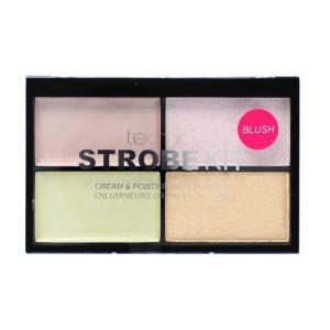 Kit Multifunctional Cu 4 Nuante Blush Si Iluminator Technic Strobe Kit