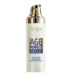 B.B Cream Iluminator Anti-Age L'OREAL Nutri Lift Gold, 30ml