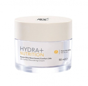 Balsam Nutritiv pentru ten uscat RoC Hydra+ Nutrition 24 ore, 50 ml0