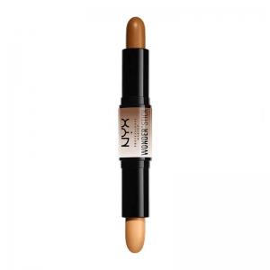 Baton Pentru Conturarea Fetei Nyx Professional Makeup Wonder Stick - Deep Rich, 4 gr
