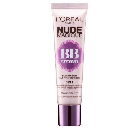 BB Cream L'oreal Nude Magique 5 In 1 - Very Light Skin, 30 ml