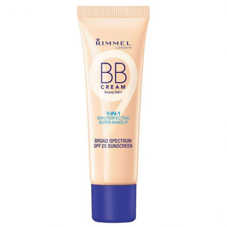 BB Cream 9 in 1 Rimmel Skin Perfecting SPF25, Light, 30 ml