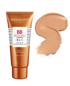 BB Cream Iluminator Bourjois Bronzing Cream - 01 Fair