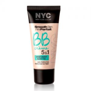 BB Cream NYC Smooth Skin Instant Matte- 01 Light