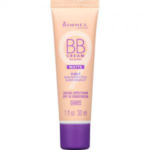 BB Cream 9 in 1 Rimmel Skin Perfecting MATTE - 001 Light0