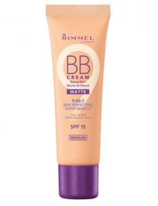 BB Cream 9 in 1 Rimmel Skin Perfecting MATTE - 002 Medium