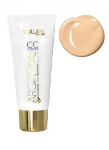 Baza Profesionala CC Cream Vollare Hyaluronic Acid 30ml - 03 Warm Beige