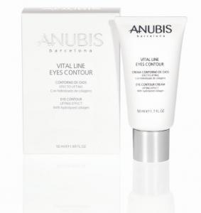 Gel Contur Ochi ANUBIS cu Efect Lifting Vital Line Luxury-50ml0