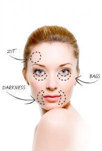 Paleta Corector Profesionala Make-Up Studio 6x1 ml - Nuanta 012