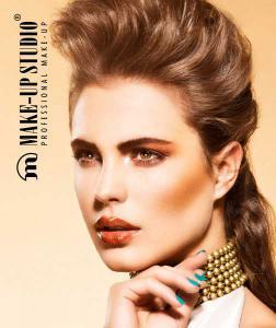 Creion de Buze Profesional Make-Up Studio - Nuanta 012