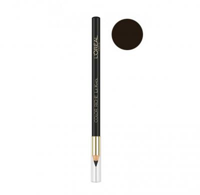 Creion de ochi L'Oreal Color Riche Le Khol - 101 Midnight BLACK