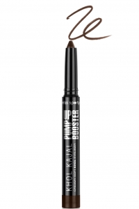 Creion De Ochi Retractabil Miss Sporty Pump Up Booster Khol Kajal - 002 Deep Brown