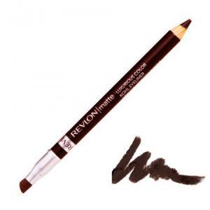 Creion de Ochi Revlon Matte Luxurious Color Kohl-002 Rich Mink (Maro inchis)