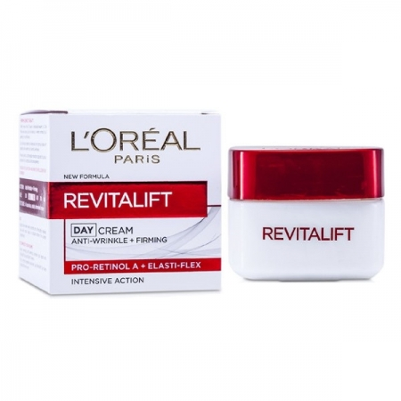 Crema De Zi Anti Rid L'oreal Revitalift Intensive Action, 50 ml