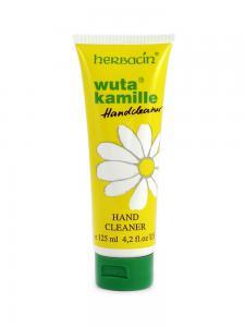 Crema De Curatare Pentru Maini Herbacin Cu Musetel - 125 ml
