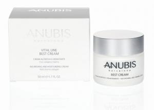 Crema de Fata ANUBIS Vital Line BEST Cream cu Colagen Marin-50 ml