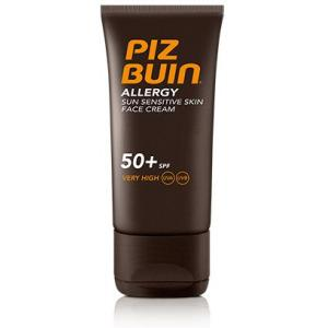 Crema de Fata Piz Buin Allergy Sensitive Cream cu SPF 50 - 40ml
