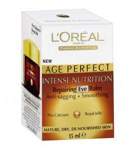 Crema de Ochi L'oreal Age Perfect Intense Nutrition Repairing Eye Balm, 15ml1