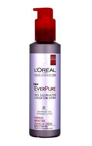 Crema Leave-In Pentru Par Vopsit Si Uscat L'oreal EverPure-150 ml