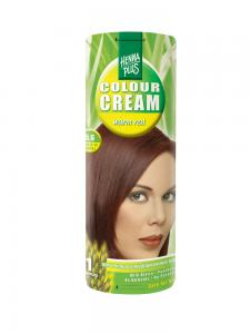 Crema Nuantatoare de Par HennaPlus Colour Cream - Warm Red 5.60