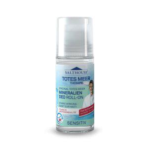 Deodorant Roll-On Salthouse Cu Minerale De La Marea Moarta