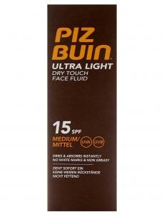 Fluid pentru Ten Piz Buin Ultra Light Dry Touch cu Protectie Solara SPF 15, 50 ml1
