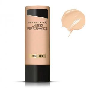 Fond de Ten Lichid rezistent la transfer MAX FACTOR Lasting Performance Touch-Proof - 101 Ivory Beige, 35ml0