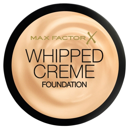 Fond de Ten Max Factor Whipped Creme, 47 Blushing Beige, 18ml0