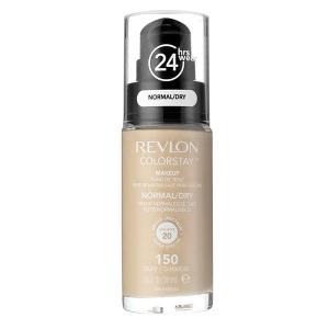 Fond De Ten Revlon Colorstay Dry Skin Cu Pompita - 150 Buff, 30ml