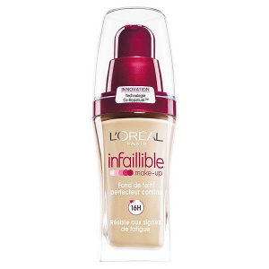Fond de Ten L'oreal Infallible 16 HR - 235 Honey0