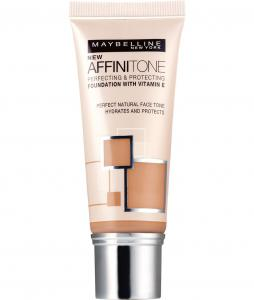 Fond De Ten Maybelline Affinitone - 24 Golden Beige, 30ml0