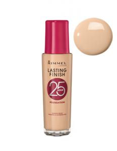 Fond De Ten Rimmel Lasting Finish 25 Hr - 103 True Ivory, 30 ml0