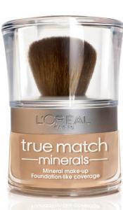 Pudra Minerala L'oreal True Match - C3 Rose Beige0