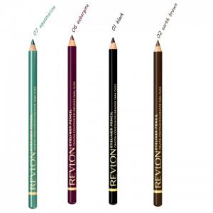 Creion de Ochi Revlon Eyeliner Pencil - 02 Earth Brown1