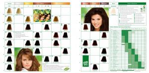 Vopsea de Par HennaPlus Long Lasting Colour - Medium Brown 41