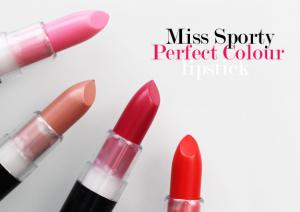 Ruj Miss Sporty Perfect Colour - 009 Innocence1