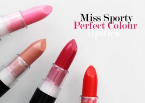 Ruj Miss Sporty Perfect Colour - 174 Seduction1