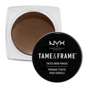 Gel pentru Conturarea Sprancenelor Nyx Professional Makeup Tame & Frame - Chocolate, 5 gr