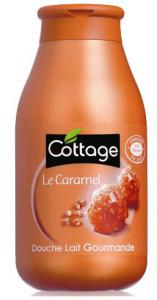 Gel de Dus Cottage cu Aroma de Caramel - 250 ml0